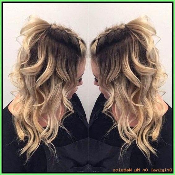 Frauen Frisuren Lange Haare - 20+ Business Frisuren Damen