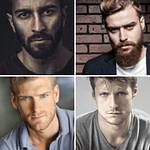 WELCHE BARTLÄNGE IST PERFEKT FÜR DICH?* – BARBER TRENDS – Frisuren Männer Schmales Gesicht