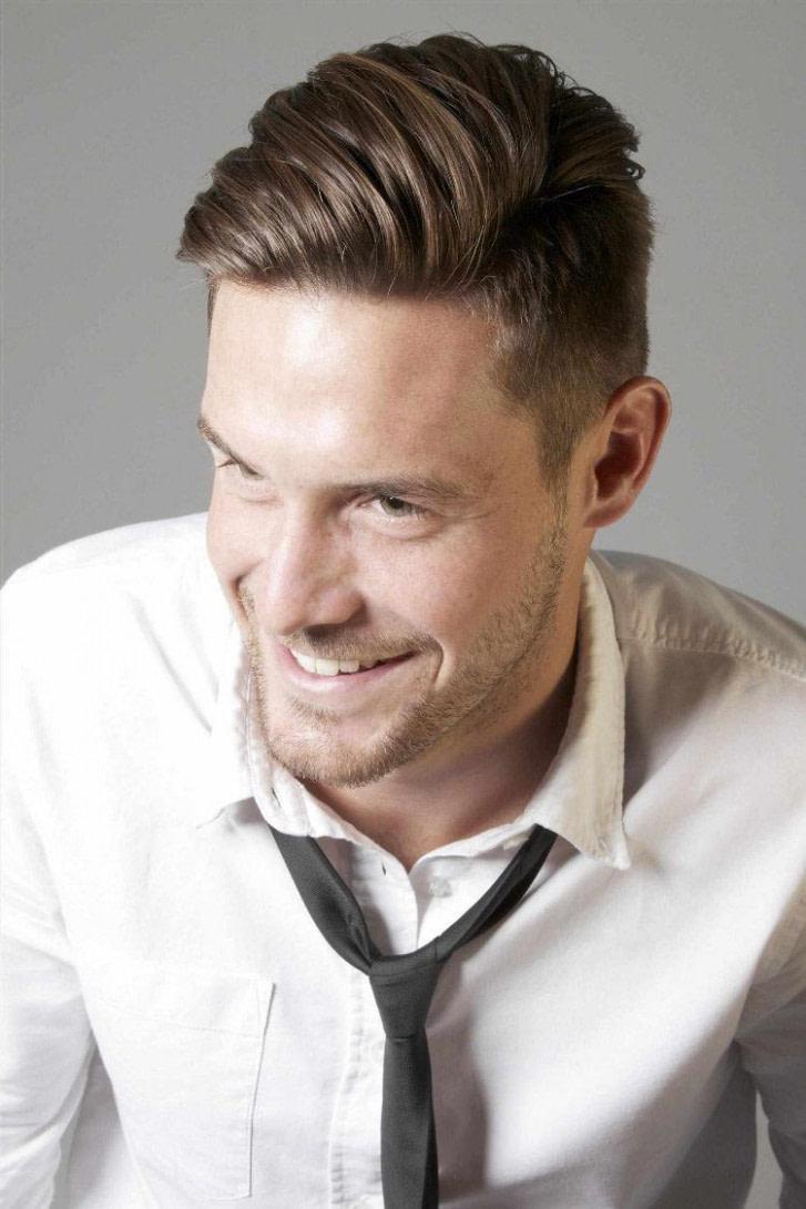 Entdecken Sie Die Neuen Trends Bei Den Business Frisuren Für Herren - Männer Scheitel Frisuren