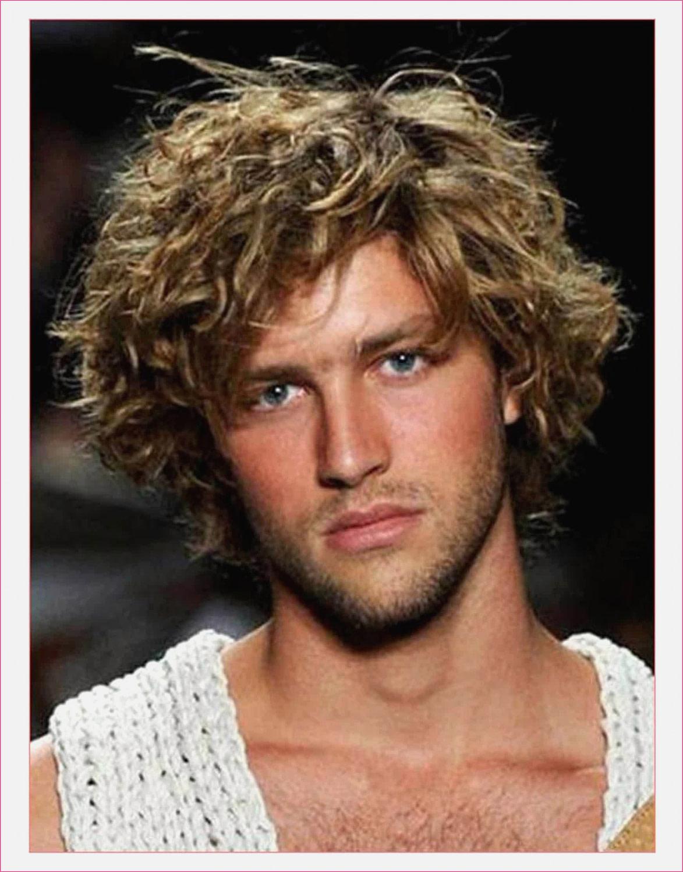 Schönheit Trendige Gewellte Frisuren Fur Manner