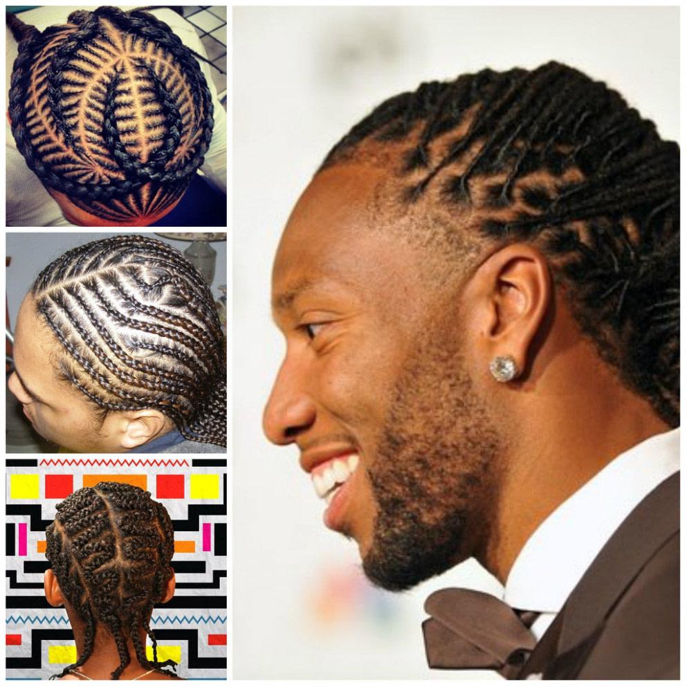 das beste 12 Geflochtene Frisuren für afro-amerikanische Männer  Flickr