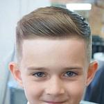 Undercut Jungs: 15 Trendige Frisuren Für Kleinkinder – Männer Frisuren Zopf Undercut