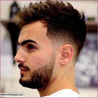 neu Frisuren Mann 14 in 14  Haar frisuren männer, Männer frisur