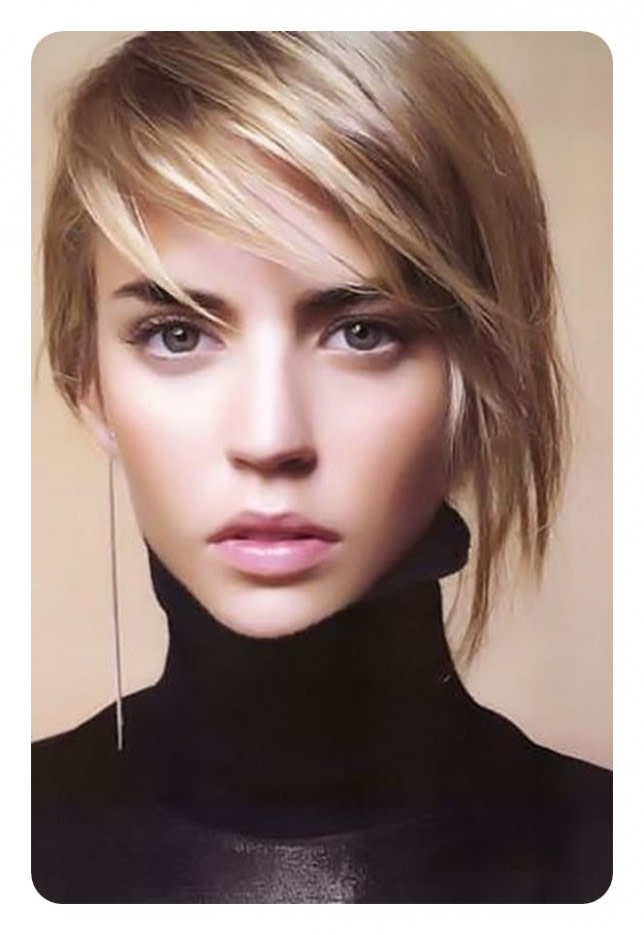 83 Popular And Cool Asymmetrical Bob Hairs