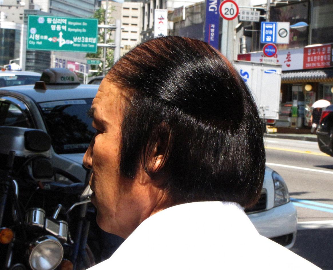 Die Glorreichen Combovers Asiens - Asia Frisuren Männer