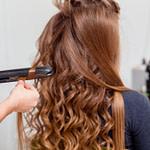 Beauty 122×122: Locken Mit Glätteisen Stylen Frisuren Mit Glätteisen Kurze Haare