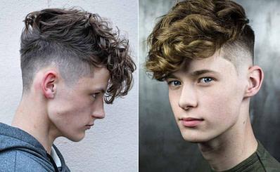 beste Frisuren für Jungs ab 20 für lange, mittellange und kurze Haare