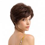 Kurze Lockige Haare Frisur Echthaarperücken Für Schön Und Großzügig – Kurzschnitt Frisuren Männer