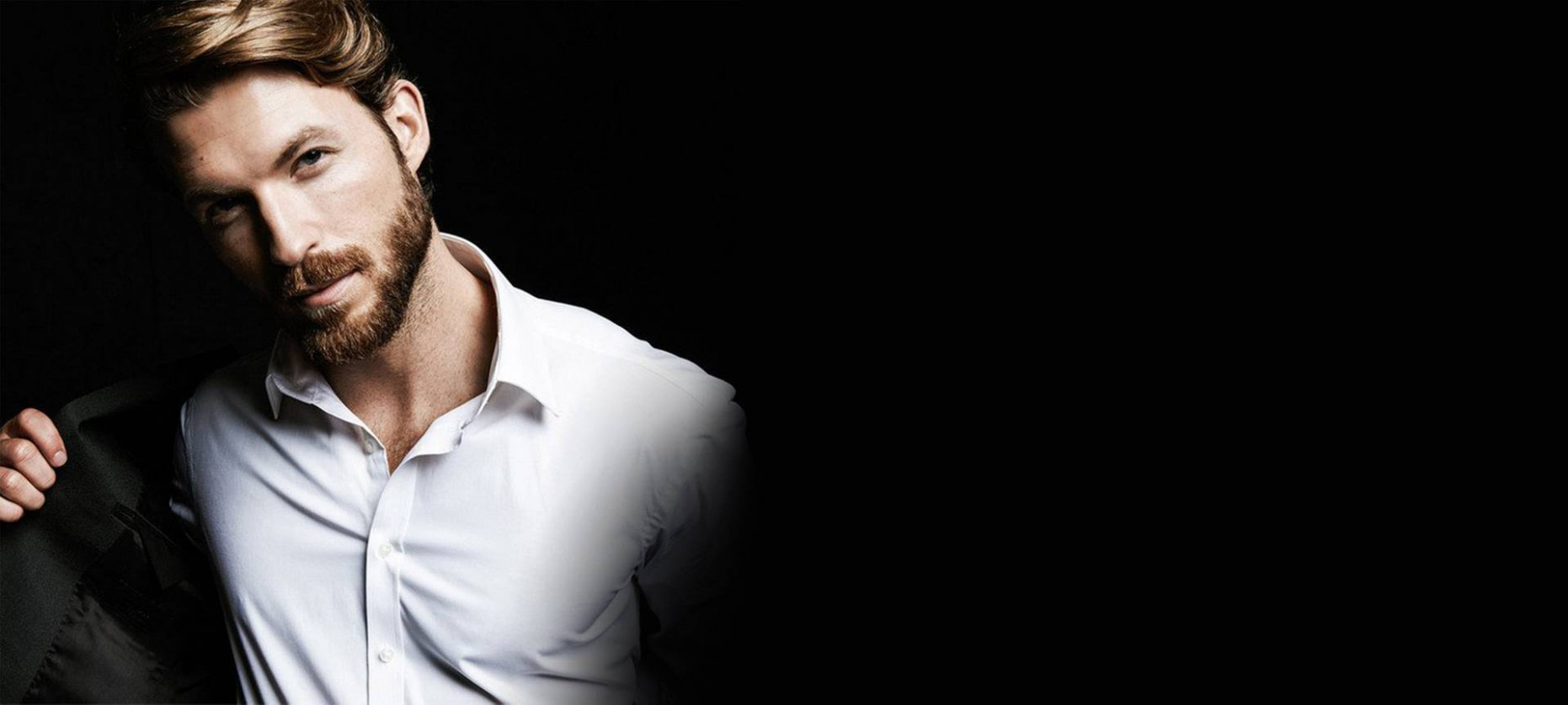 Die Besten Frisuren Für Geheimratsecken  L'ORÉAL MEN EXPERT - Frisuren Männer Lichtes Haar