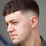 Frisuren Für Männer Und Rundes Gesicht – Passende Beispiele Und Tipps – Männer Frisuren Dickes Haar