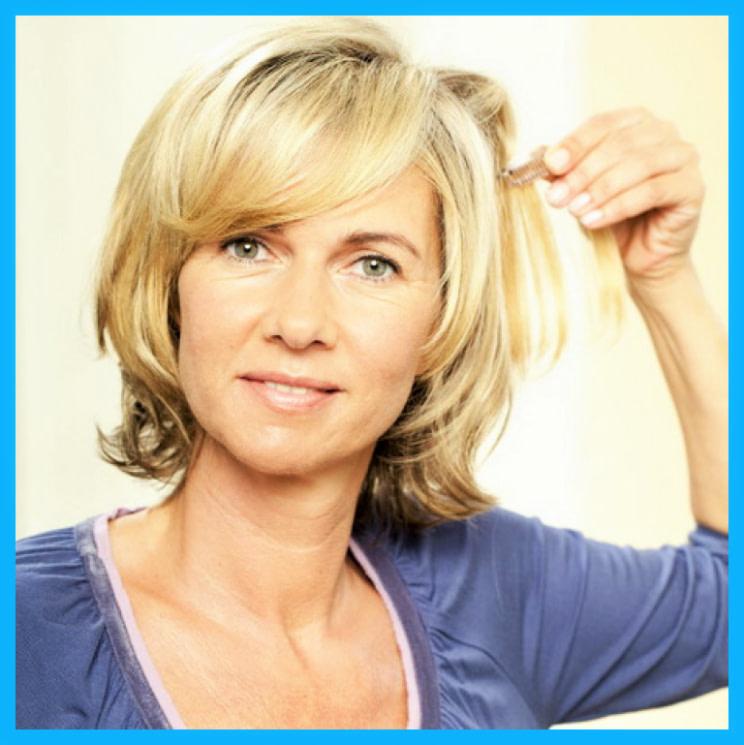 Moderne Frisuren Frauen Mittellang Ab 40 Frisuren Frauen Mittellang Frisuren Dünnes Haar