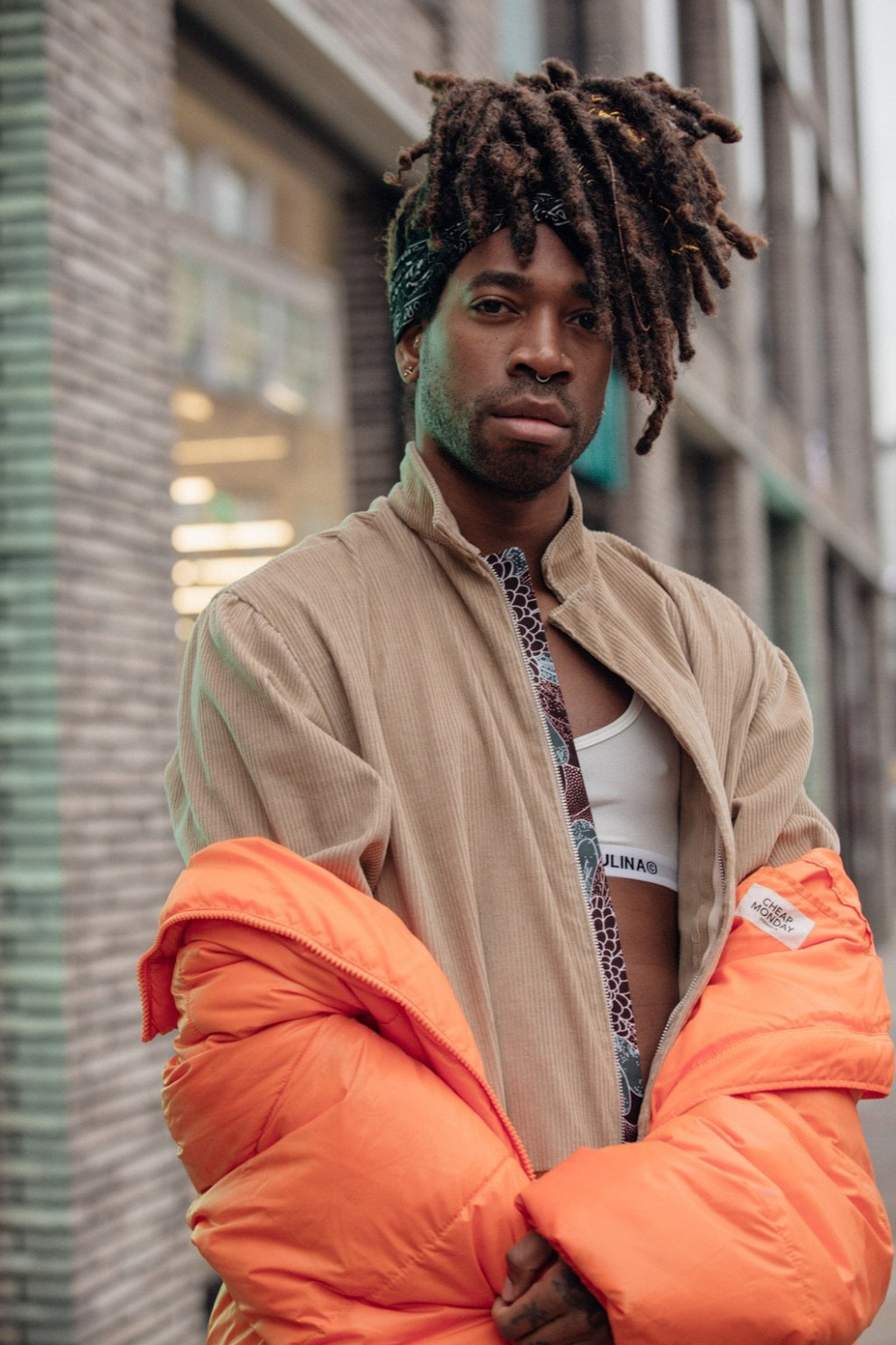 Die Besten Männerfrisuren - Street Styles Bei Vogue  Vogue Germany - Frisuren Für Männer Mit Langem Gesicht