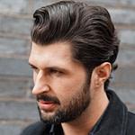 19 Attraktivsten Slicked Back Frisuren Für Männer #frisur  – Kurzschnitt Frisuren Männer