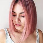 Haarschnittpflege Für Mittellanges Haar (12 Fotos): Merkmale Von Doppelkinn Frisuren Für Mollige Frauen Mit Rundem Gesicht