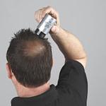 Streuhaare Im Alltag – Die Belastungsprobe  Super Million Hair – Frisuren Männer Lichtes Haar