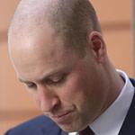 Prinz William Rasiert Sich Den Kopf: Das Würdevollste Mittel Gegen  – Frisuren Für ältere Männer Mit Geheimratsecken