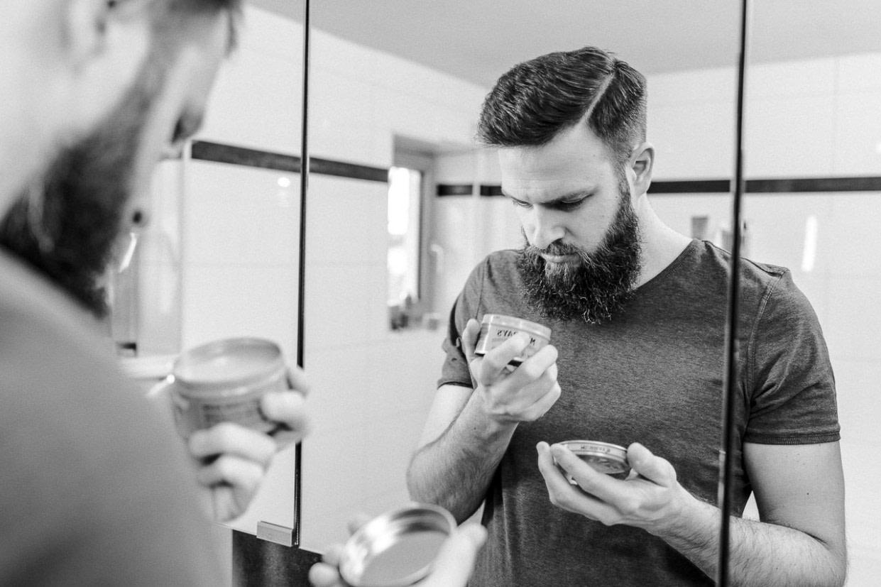 genial Darauf solltest du bei der Wahl deiner Pomade achten.  Haarpflege