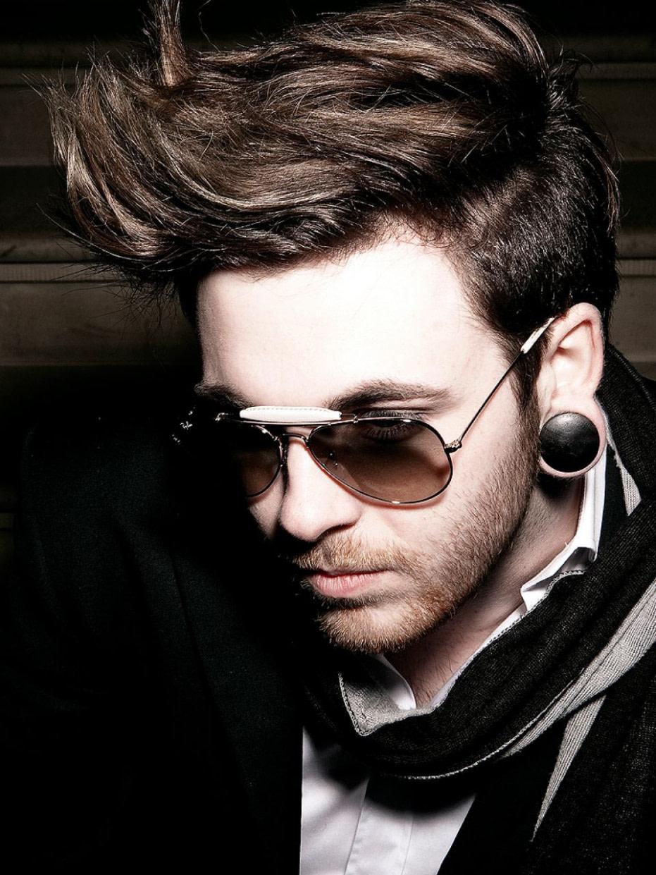genial männer frisuren ohne gel modell- - männer frisuren