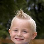Iro Haarschnitt – Irokesen Frisur Männer Kurz
