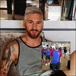 Messi New Look 2018: Platinum Blonde Frisuren Für Männer – Männer Frisuren Kurz Blond