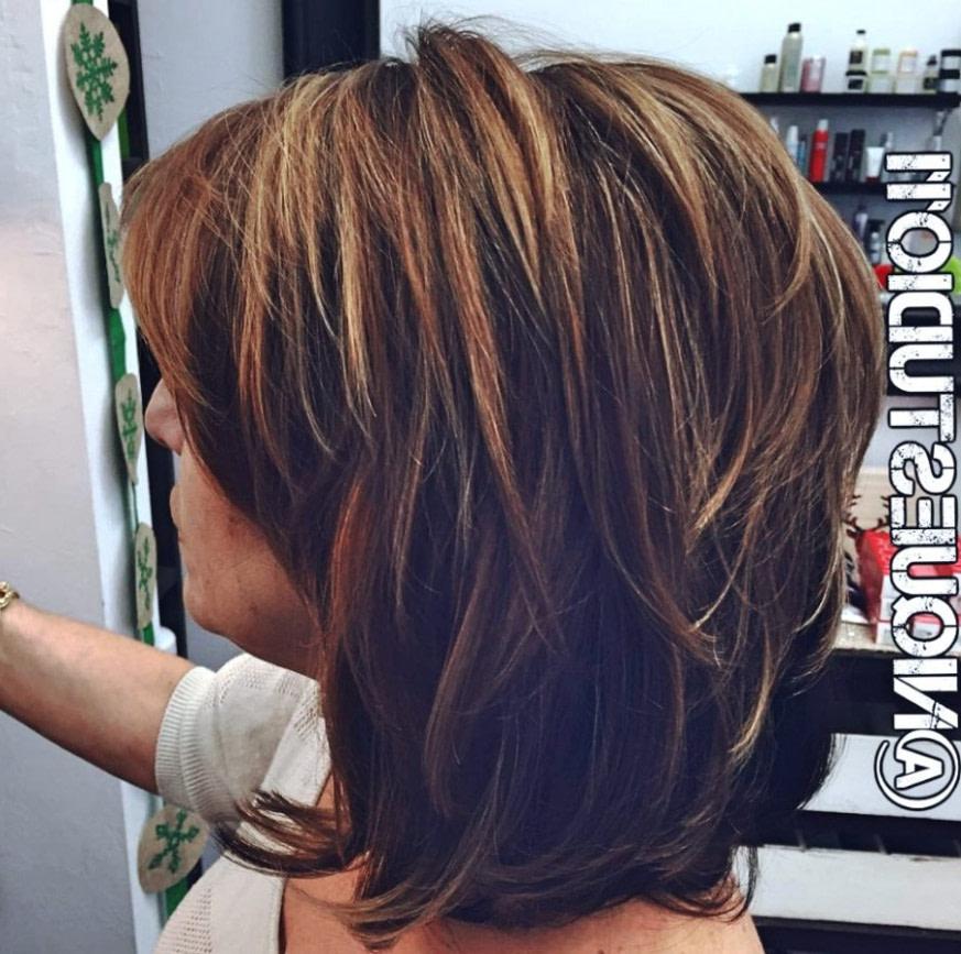 Bob frisuren stufig mittellang ab 12 – Beliebte Frisuren 12