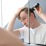 Der Selbsttest: Wie Gut Lassen Sich Haare Nach Videoanleitung  – Frisur Hinterkopf Mann