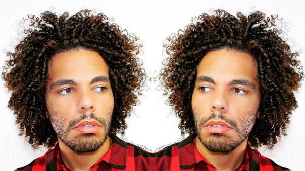 Nach oben Tutorial Lockige Afro Haare SCHMERZFREI Entwirren / Entknoten