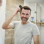 Frisuren Bei Haarausfall Für Männer Und Frauen  Haarzentrum An  – Frisur Hinterkopf Mann