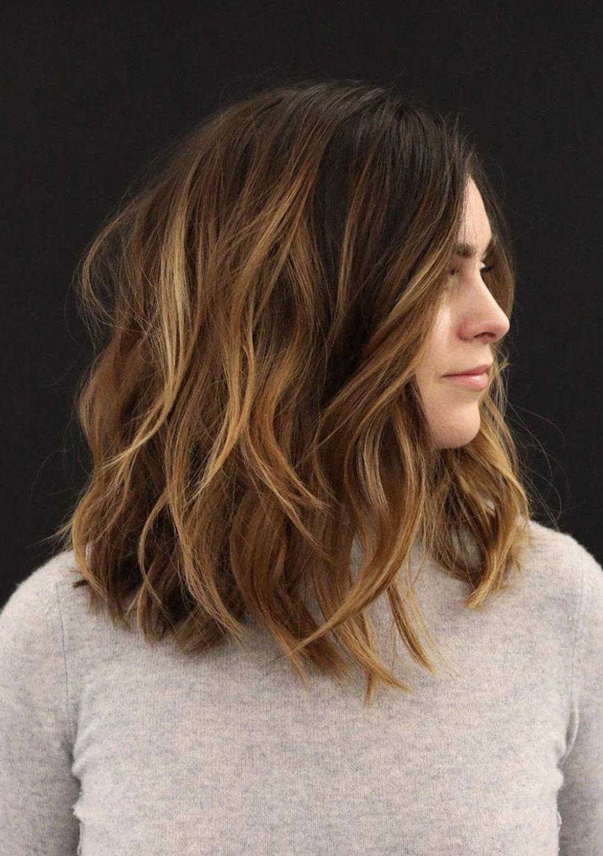 Nicht nur für lange Haare: Die schönsten Beach Wave Frisuren für