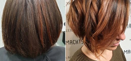 Trendfrisuren 11 - Haarfarben, Haarschnitte und Stylings