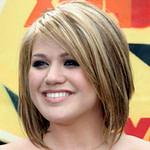 Grace Die Elegantesten Frisuren Für Ihr Rundes Gesicht Mode Und Frisuren Dünnes Haar Rundes Gesicht