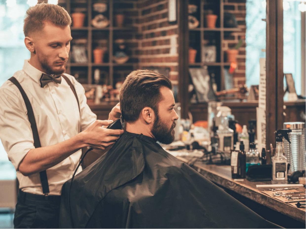 Die Richtige Frisur Für Deine Gesichtsform Als Mann  SNOCKS - Ovales Gesicht Frisur Mann