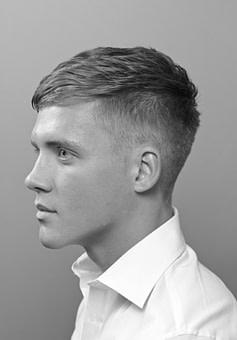 Nach oben Kurzhaarfrisuren für Männer - 15 trendige Ideen für kurze Haare