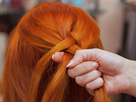das beste Flechtfrisuren für kurze Haare: 20 Frisuren mit Anleitung  Wunderweib